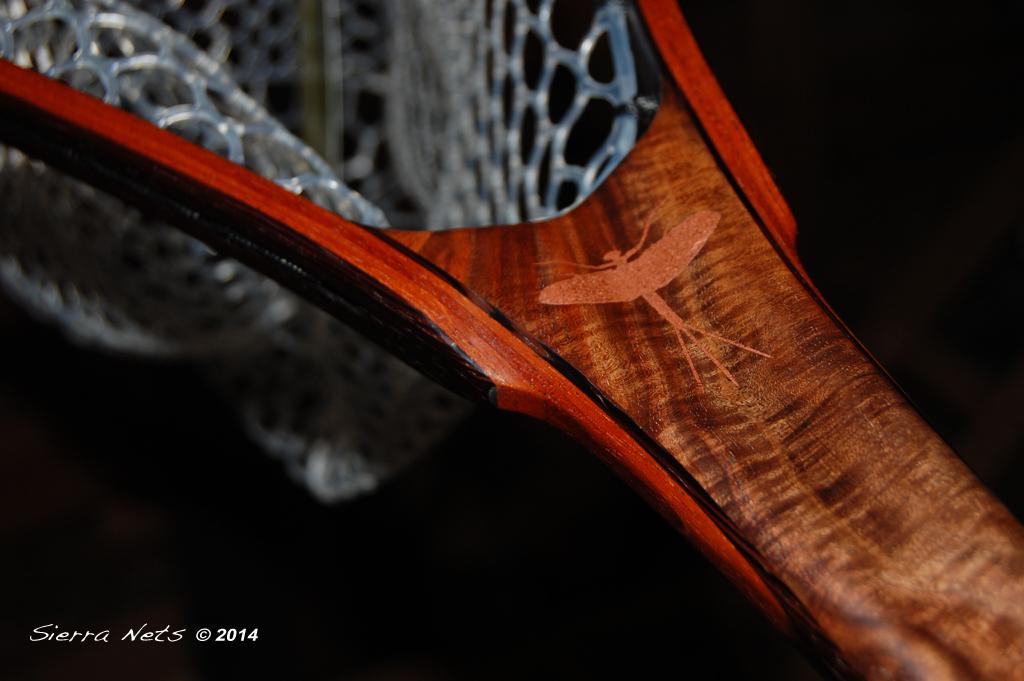 Sierra nets gallery of sierra nets sold for Best fly fishing nets